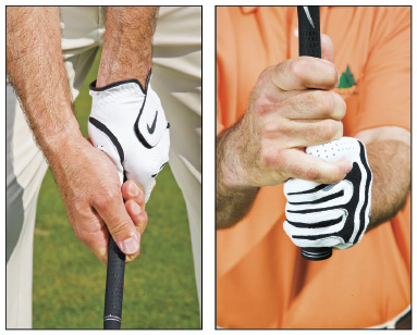 What is the proper golf grip? | Improve at golf